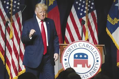 Trump North Carolina