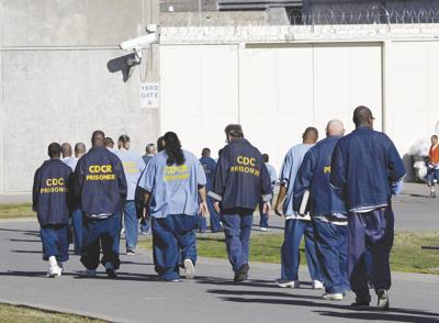 California Prisons Earlier Releases