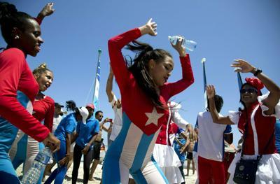 Cuba Tourism Fight