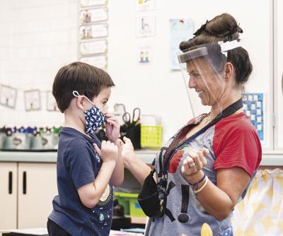 Virus Outbreak-Teacher Shortages