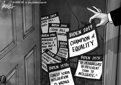 Bell cartoon