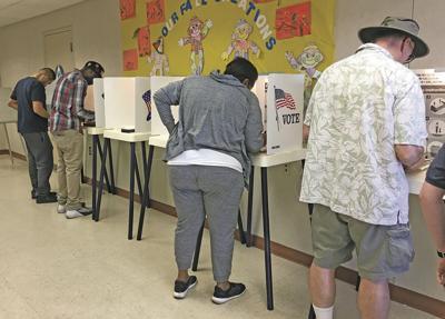 Voting centers