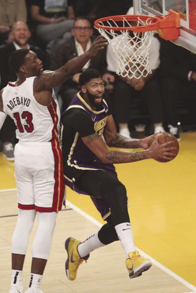 Heat @ Lakers