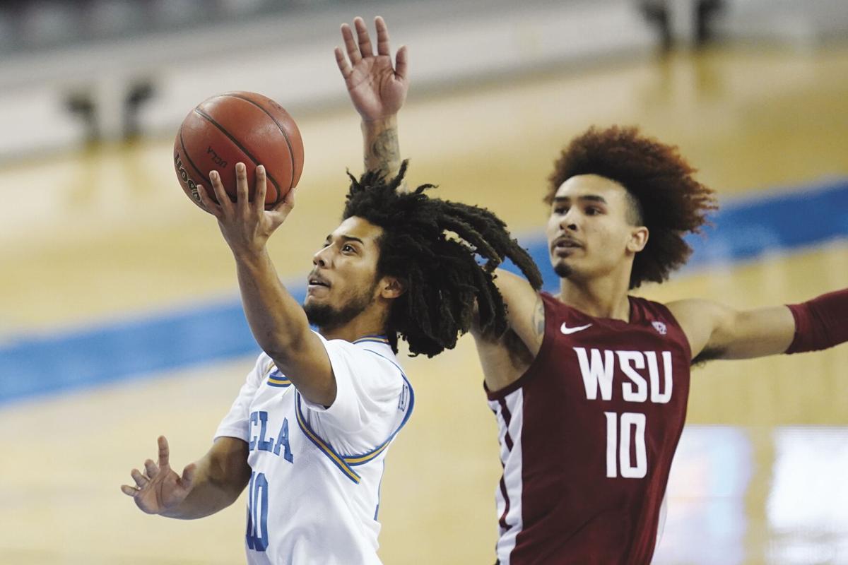 Washington St UCLA Basketball
