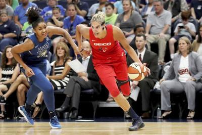 Around the WNBA Basketball