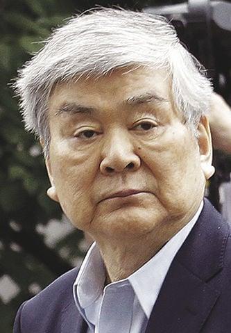 South Korea Obit Korean Air Chairman