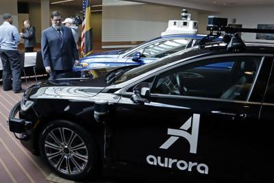 Autonomous Vehicles Pittsburgh