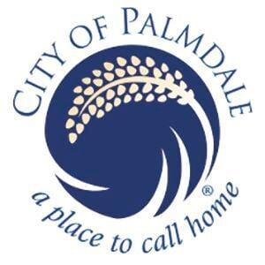 Palmdale city logo