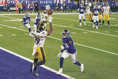 Steelers Giants Football