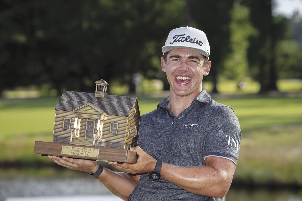 Higgo wins Palmetto Championship | Sports | avpress.com
