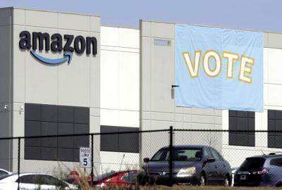 Amazon Union Push