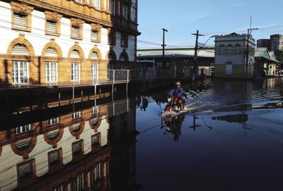 Brazil Amazon Floods