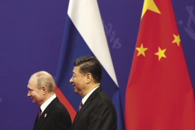 Russia China Leaders Without Limits
