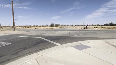 Palmdale roundabout