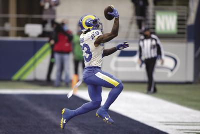 APTOPIX Rams Seahawks Football