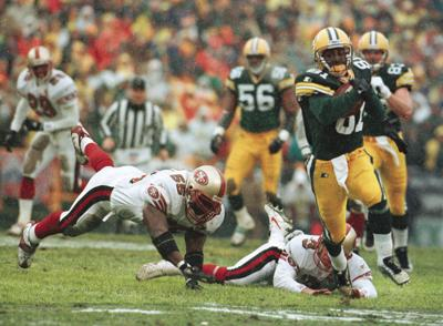 Packers 49ers Rivalry Football