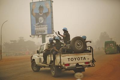 Central African Republic Peace Deal