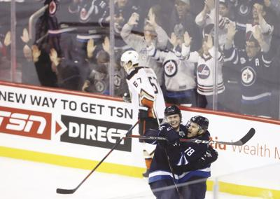 Ducks Jets Hockey