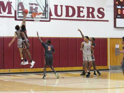 Antelope Valley College men's basketball