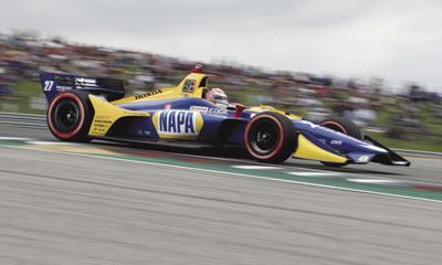 IndyCar Austin Auto Racing