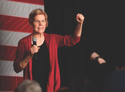 Election 2020 Democrats Taxes