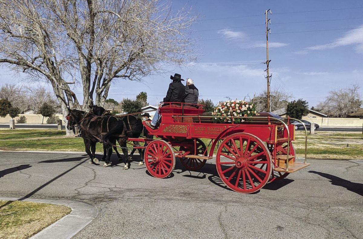 Lane Funeral 2
