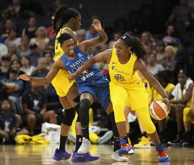 Sparks Lynx Basketball