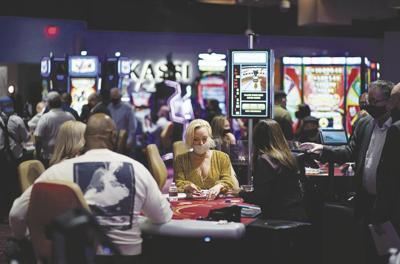 Virus Outbreak Vegas Revival