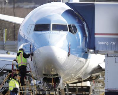 Boeing Planes Software Fix