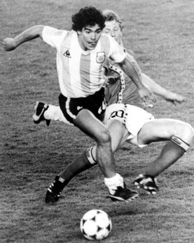 Maradona Obit