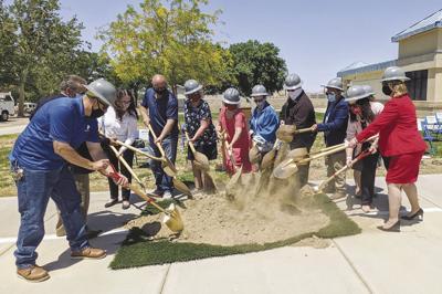 Vista San Gabriel Elementary School groundbreaking