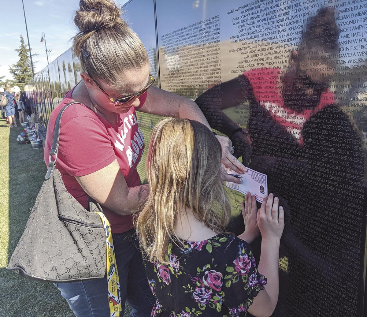 Veterans Day Wall 1