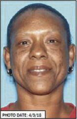 Missing Person Criner