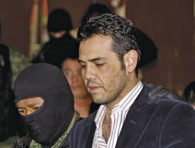 Drug War El Chapo Lieutenant