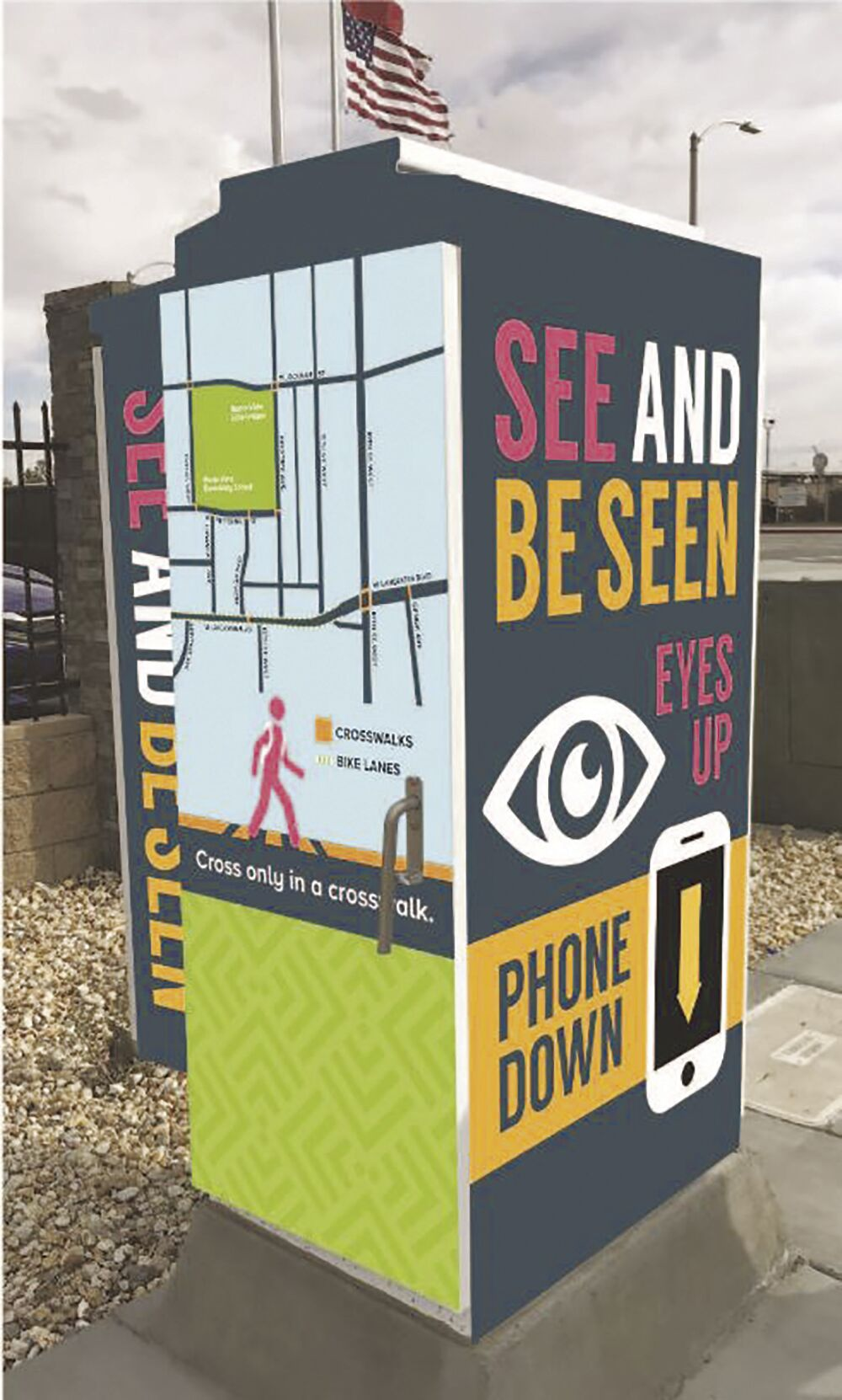 See and Be Seen 2