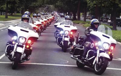 Officer Killed-Memorial