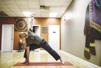Exchange Veteran Yoga Therapy