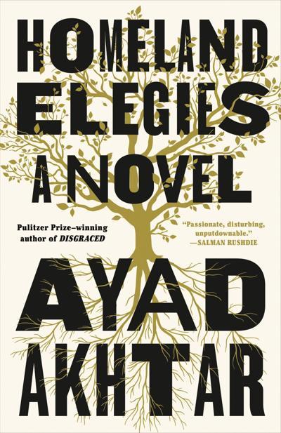 Book Review - Homeland Elegies