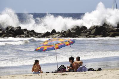 Virus Outbreak California Reopen
