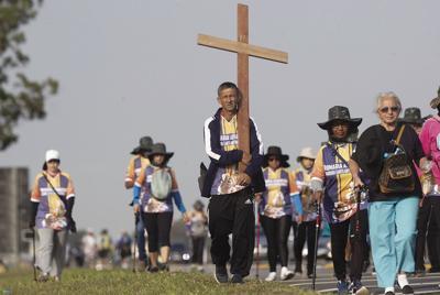 Virus Outbreak Brazil - Religion