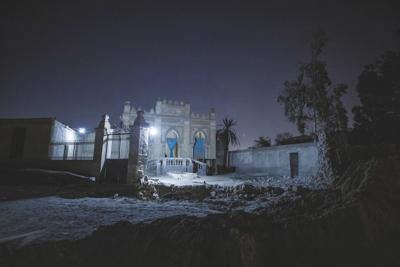 Egypt Historic Cemeteries