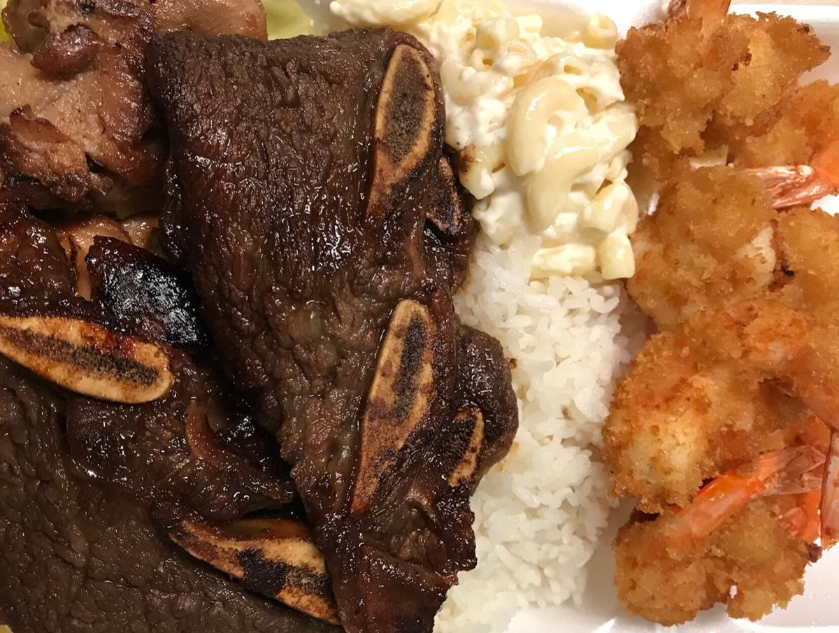 Ahi Hawaiian BBQ