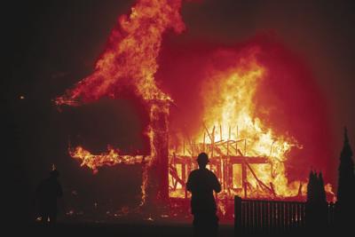 California Wildfires Utility