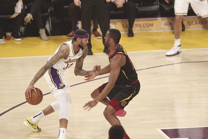 Cavaliers @ Lakers