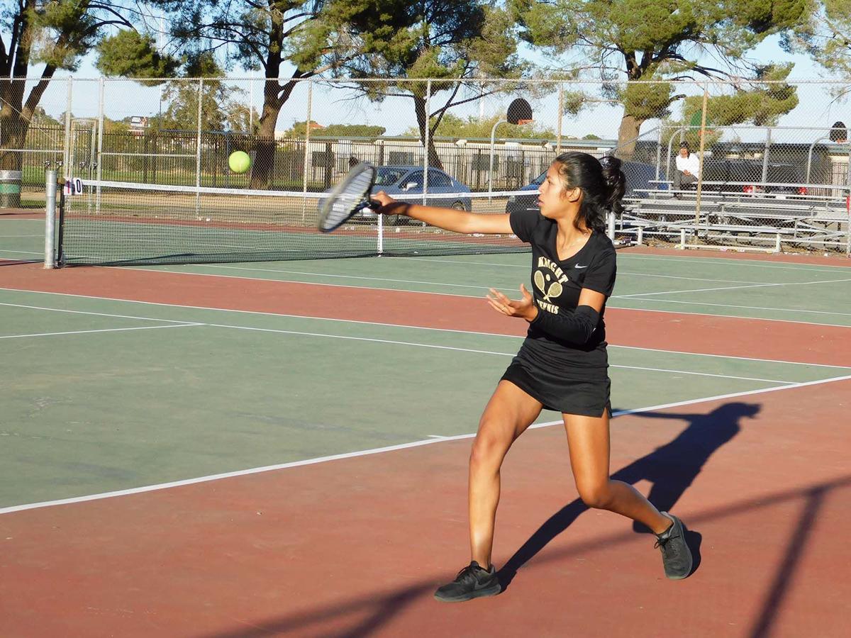 Knight-Highland tennis 1