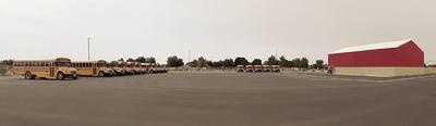 KUSD bus depot