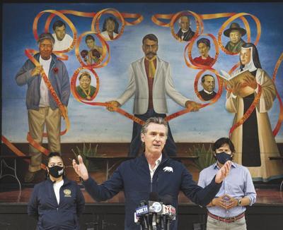 California Recall Latinos