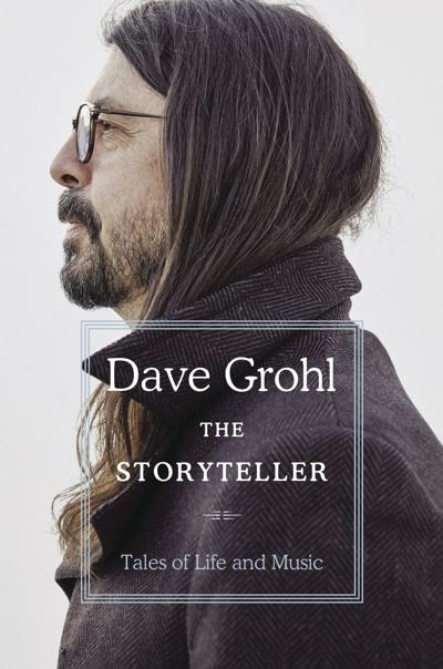 Books Dave Grohl