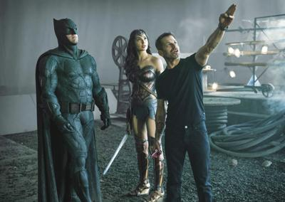 Film-Zack Snyder's Justice League