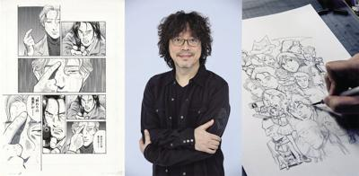 The art of Naoki Urasawa